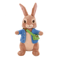 "Easter Gift Peter Rabbit 2 Movie 12"" Peter Rabbit Plush Toys"