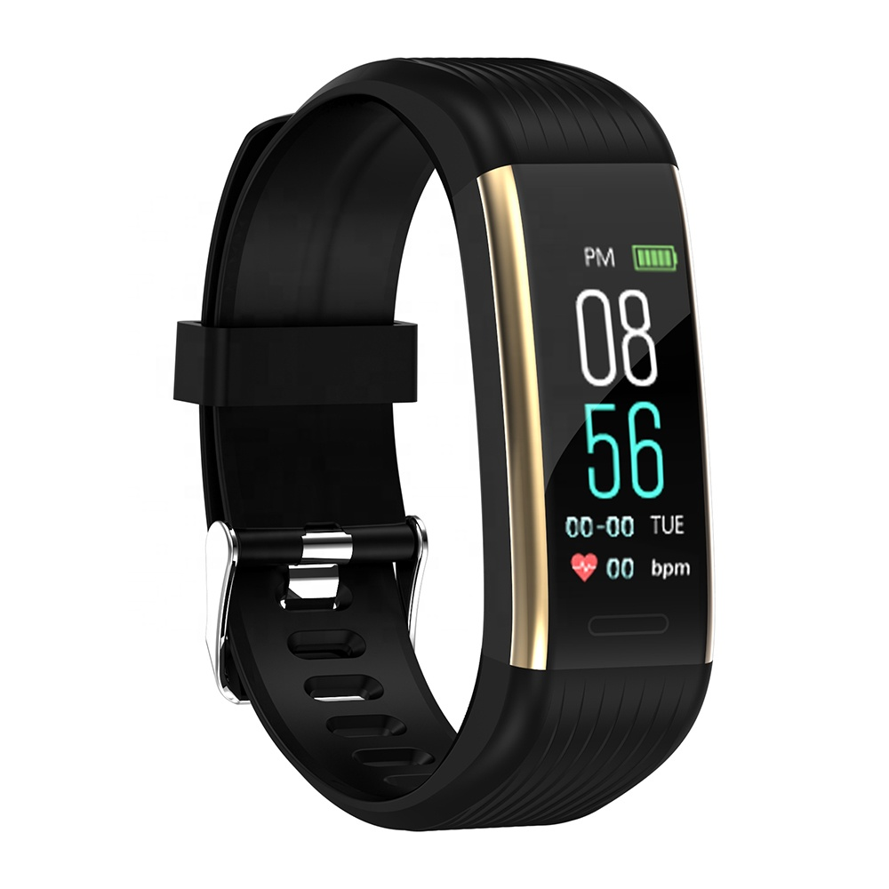 2019 Waterproof R1 Fitness Smart Bracelet with Heart Rate Monitor