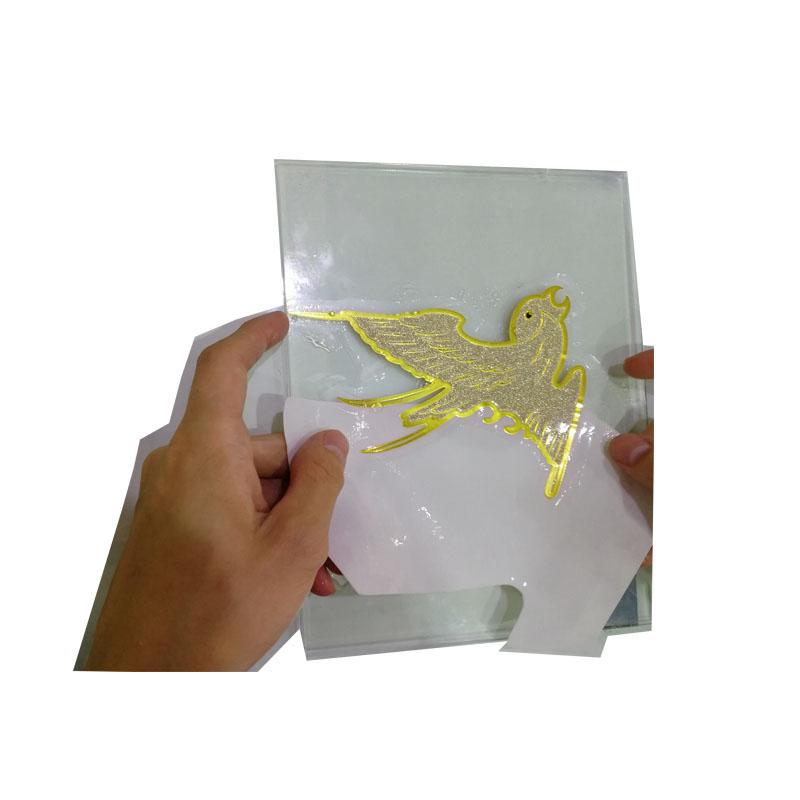 Transparent chemicals printing ink peelable protective <strong>coating</strong> for water slide transfer printing