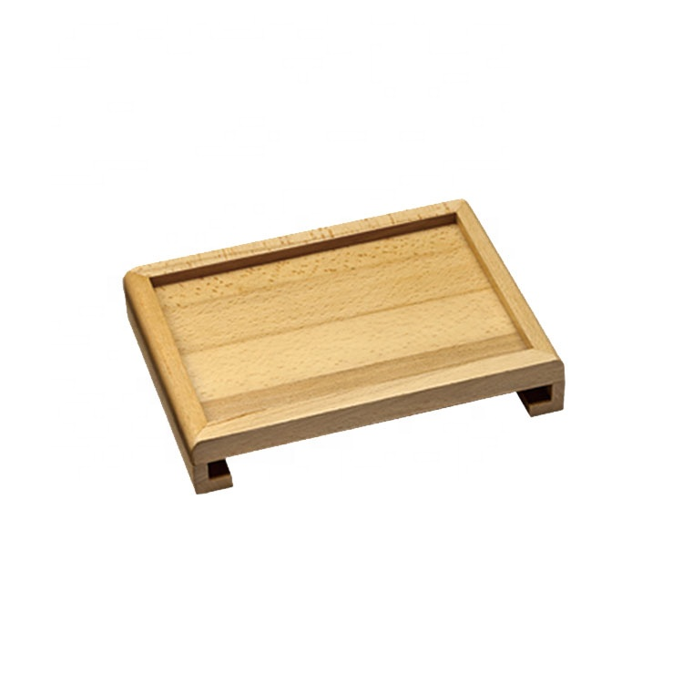 Cheap Bamboo Wooden Serving Wood Tray
