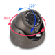 Waterproof Mini Dome Camera AHD Rear View Camera Bus Hidden Car Camera