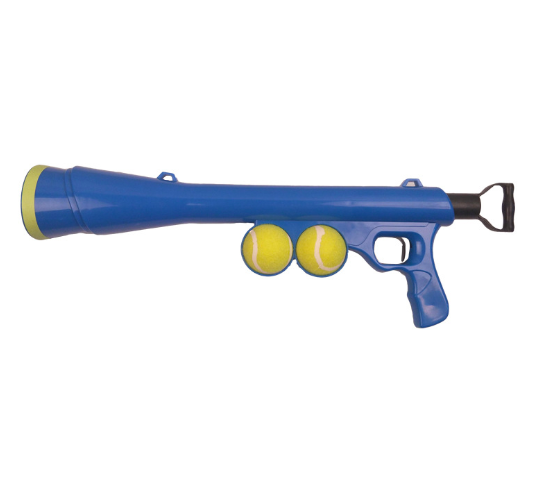 Pet Training Throw Fetch Paly Outdoor Thrower Tennis Ball Launcher Tennis Ball Toy Automatic Dog Ball Launcher