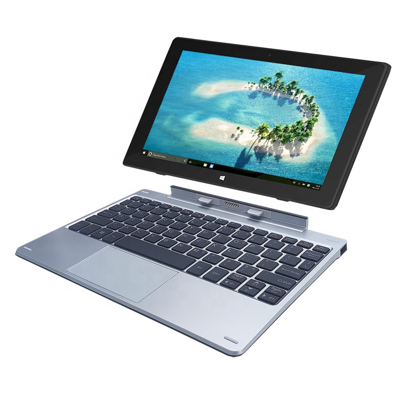 2020 Hot 10.1 inch touch screen Laptop Notebooks 2 in 1 Window 10 OS with 4GB Ram 64 Storage