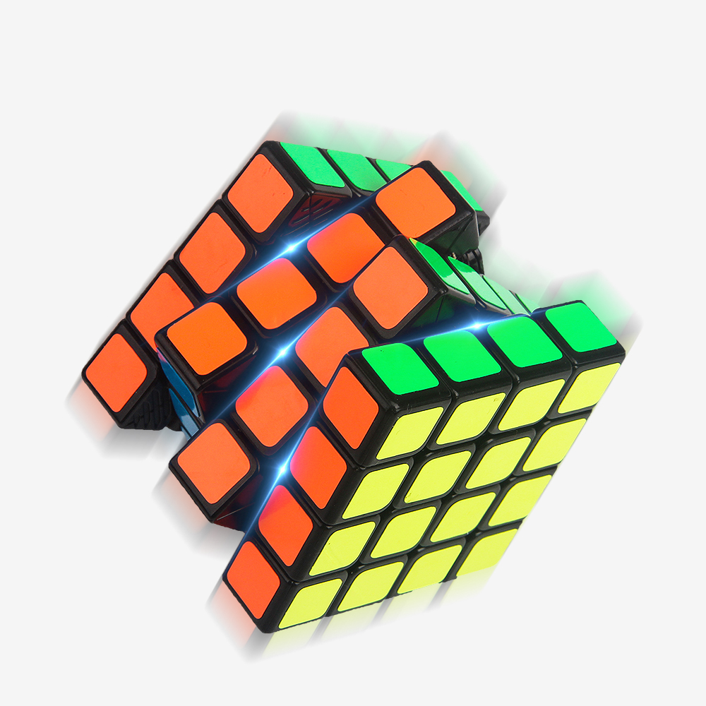 6.2CM Competition Fourth Order 4x4x4 Magic Fidget Cube
