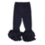 Soild cotton Leggings Baby Girl Ruffle Wholesale Baby Clothes toddler ruffle pants