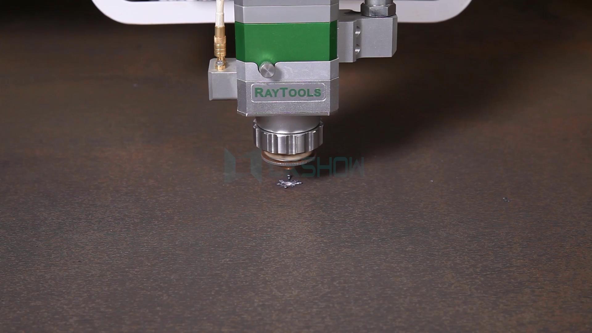 2020 JNLINK new production fiber optic laser 500w 750w 1kw  fiber laser cutting machine for metal plate