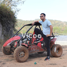 New 200cc Off Road Racing Gas Powered Chéo Go Kart <span class=keywords><strong>Dune</strong></span> Buggy