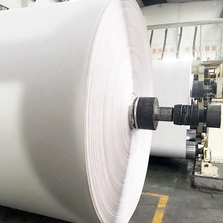 プレミアム品質バージン木材パルプ上質オフセット印刷用紙 50-250GSM