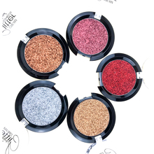 Baru Kedatangan Gel Eye Shadow Riasan <span class=keywords><strong>Kosmetik</strong></span> Single Cream Glitter Eyeshadow