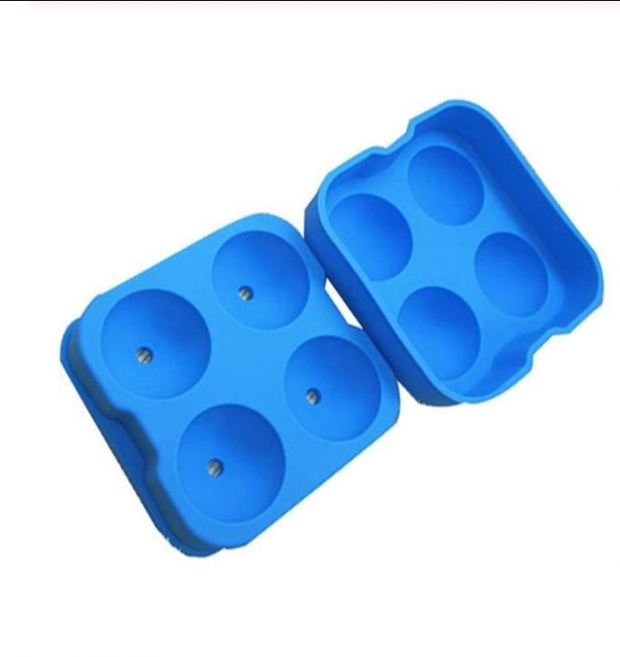Ice Ball Maker Kugelform schafft perfekte 2,5-Zoll-Runde ice tool Set