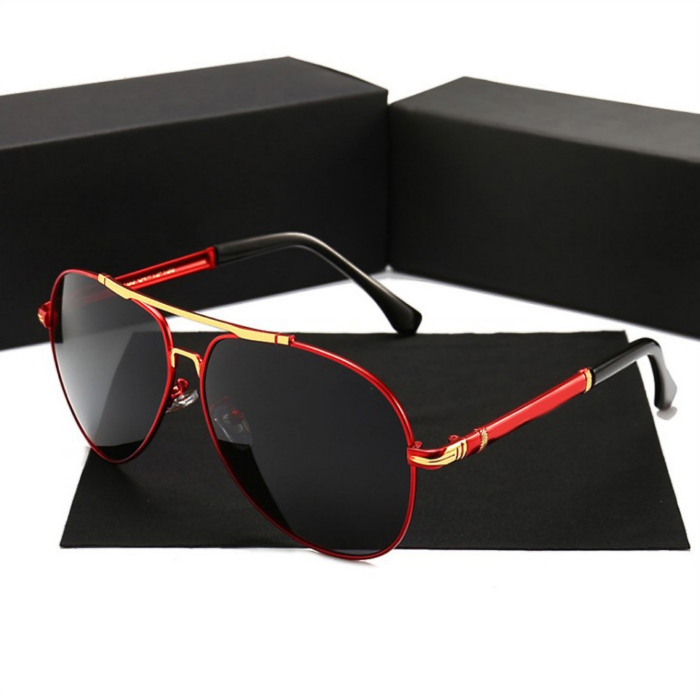 2020 Hot selling luxury packaging sunglasses women sun sunglasses men