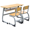 Cheap price ergonomic student study desk and chair set