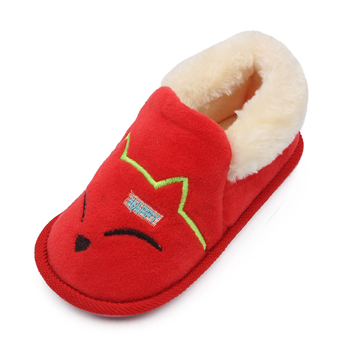 Cute Girls Boys Kids Winter Animal Slippers Warm Comfort Home House Indoor Children Slippers