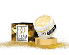Private Label Anti-Aging Rimpel Gezicht Verse Schoonheid 24K Goud Folie Crème Gouden Parel <span class=keywords><strong>Whitening</strong></span> <span class=keywords><strong>Cream</strong></span>