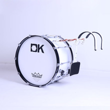 Factory prijs custom size berkenhout shell professionele marching bass <span class=keywords><strong>drum</strong></span>
