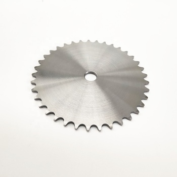taper bore sprocket for chain 08B-1,pitch 12.7mm, z-76 for bush 2012
