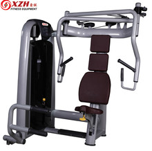 Professionelle trainer/fitnessgeräte fitnessraum sitz vertikale chest press