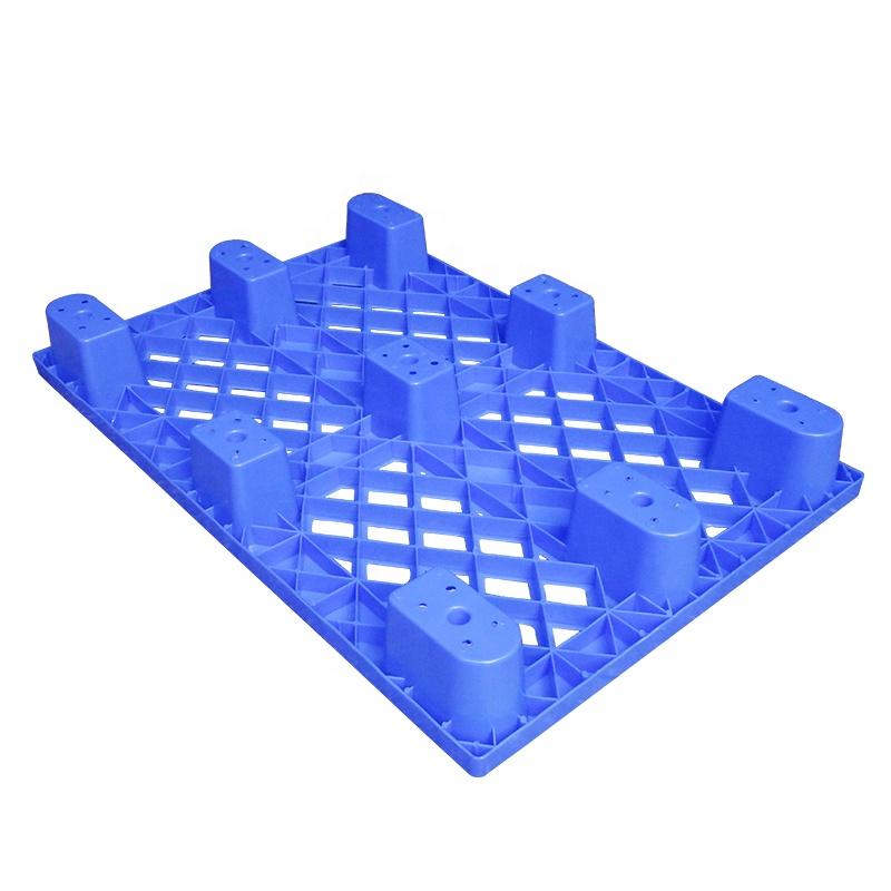 1200*800*145mm Light Nestable heavy duty HDPE supplier used Cheap Plastic Pallet