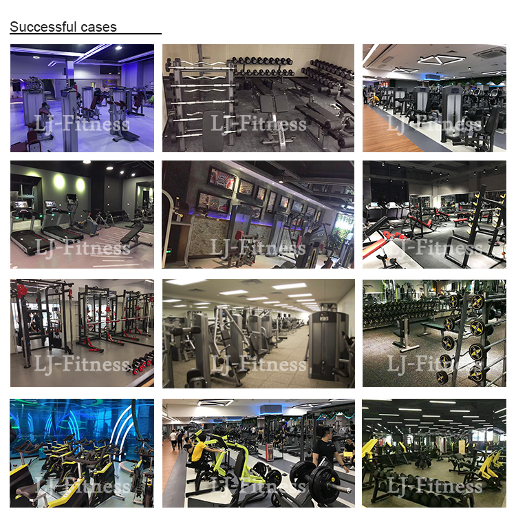 High Quality China Gym Fitness Equipment Manufacturer Commercial Hammer Strength Incline Chest Press Machine