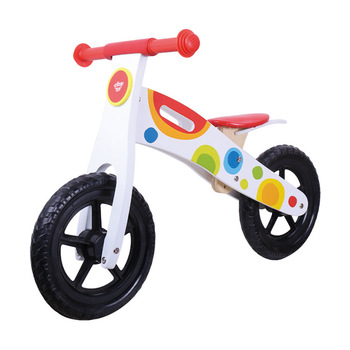 Hot Sales Eco-friendly New Fashion Kids Bicycle Outdoor Children Wooden Balance Bike