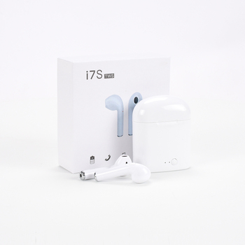 USA FREE SHIPPING Factory wholesaler i7s tws earbuds High End 3 colors BT 5.0 auto pairing wireless bluetooths audifonos