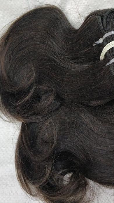 Letsfly fornitori capelli a buon mercato all'ingrosso 30pcs 2kgs umani brasiliani bionda rosa grigio dei capelli di remy di estensioni dei capelli ondulati