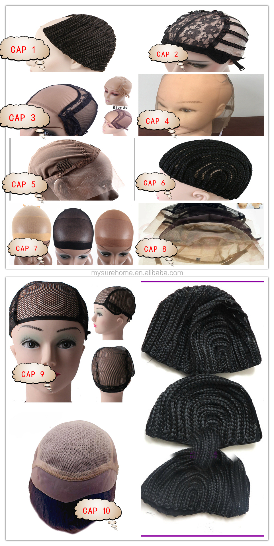 Cheap small cap size lace front wig monofilament frontal in stock