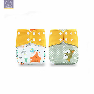 Washable Babies Fine Diaper Reusable Baby Cloth Diapers