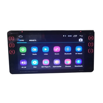 Universal 200mm*100mm 2 Din Android Car Audio Radio GPS CD Dvd Player for Toyota Corolla Camry