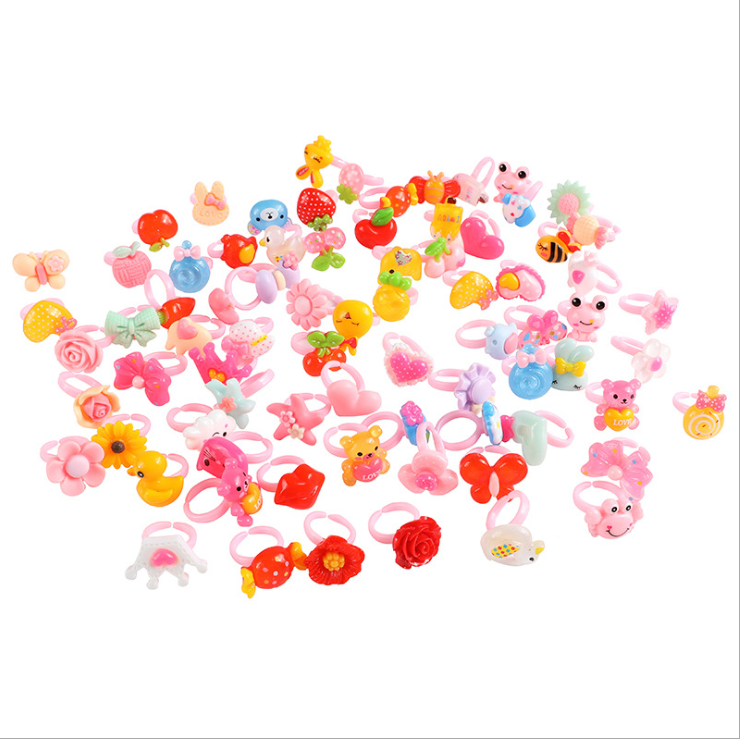 kids bath toys model children's toys wholesale s custom small cartoon animal plastic ring toys in the bath bombs
