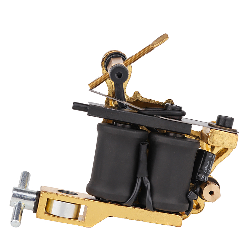 Wholesale best coil tattoo machines on the market beginner for business for tattoo-6