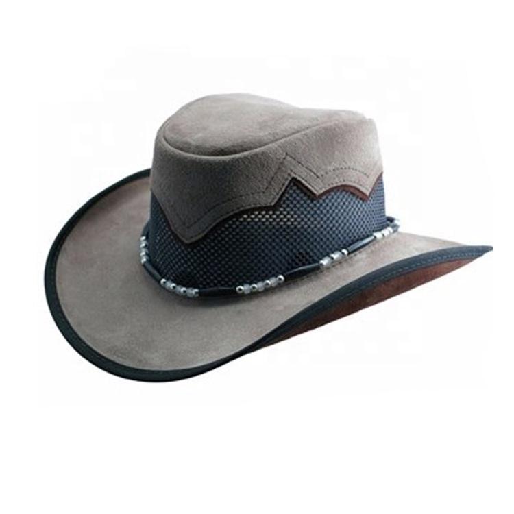 Wholesale Promotional Custom Logo Band Straw Werstern Cowboy Hats
