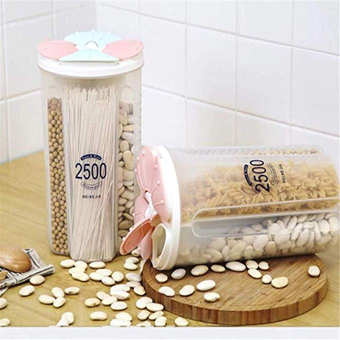plastic food Storage Box Organizer