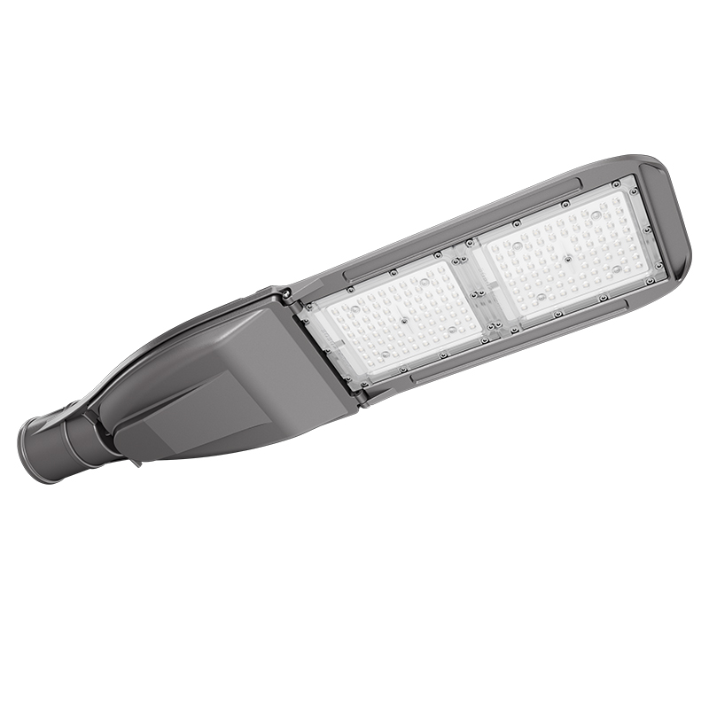 PF 0.95 led street light with glass cover housing cob 80w for sale