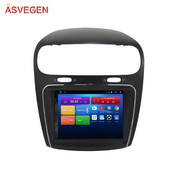 gps for car android auto car stereo with,radio bluetooth,4g,wifigps navigation For Fiat Freemont Dodge Journey