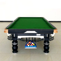 Wholesale Standard Jianying Snooker Billiards Table Automatic Collectors