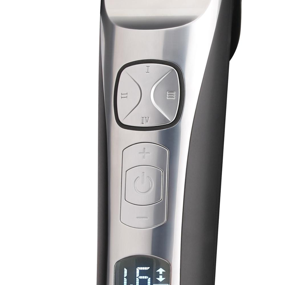 Amazon Heißer saling Professionelle Salon Haar Clipper Männer Kid Baber Bart Hand Trimmer Haar Clipper Lithium-Ionen