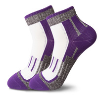 Wholesale breathable soft fashion sport coolmax socks