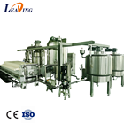 Automatic dates syrup making machine line