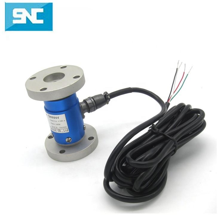 Flange Tipo de Reação de Torque Sensor de dispositivo de medição de torque