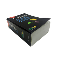 Wholesale perfect binding Oxford advanced learner's dictionary printing for school