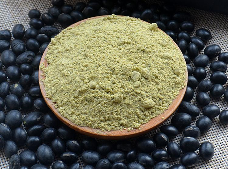 2020 BULK ธรรมชาติสารสกัดจากผงสีดำ Bean SEED Powder