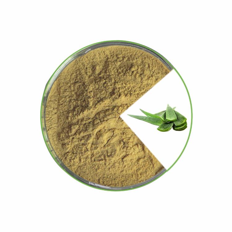 Высококачественный экстракт алоэ Ferox Mill Aloe Vera, порошок алоэ вера 20%