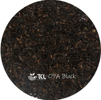 Best wholesalers free packaging good appearance reasonable price last season 2019 Vietnam Khanh Linh black tea OP OPA