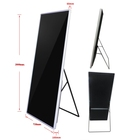 Led Tv Indoor Smart USB WIFI 4G P2 Led Screen P2.5 Digital Display Stands Clothing Hd Black Mirror Tv Show