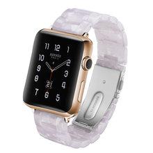 Сменный ремешок для часов Apple Watch 5 4 3 2 44 мм 40 мм ремешок для часов браслет для iWatch Series 5 4 3 38 мм 42 мм(Китай)