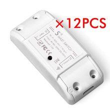 2 кВт tuya smart on off переключатель 10A основной Wifi переключатель универсальный для бытовой электрооборудования светильник(Китай)