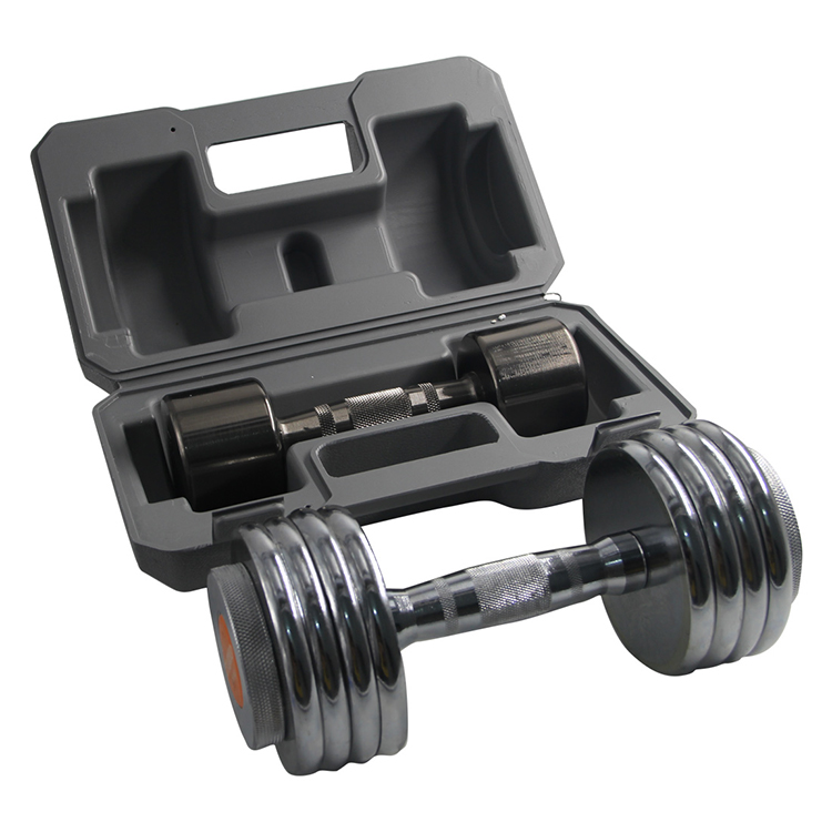 Adjustable dumbbell set <strong>weight</strong> lifting
