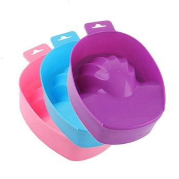 Manicure Tools Dead Skin  Care Cleaning  Bowl Hand Washing Bowl for Nail Art