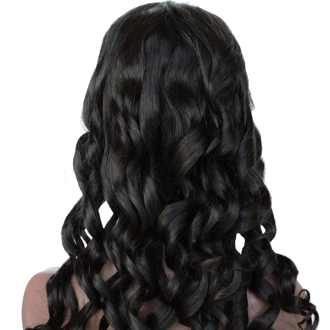 <strong>synthetic</strong> body wave natural 100 density human hair <strong>full</strong> <strong>lace</strong> <strong>wig</strong> with baby hair for african black women